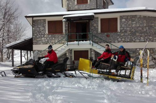 Rifugio Pino Loricato