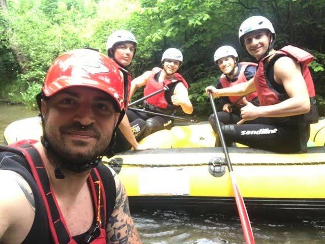 Wilderness avventure con Carlo Marsico