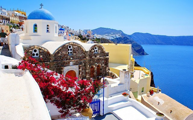 Tour isole greche