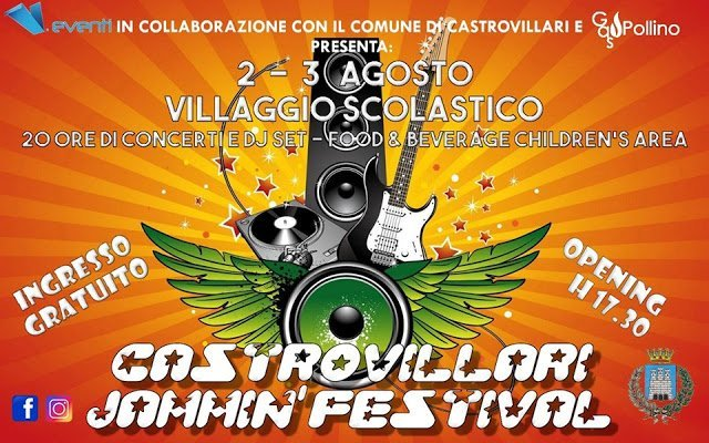 Castrovillari jamin festival