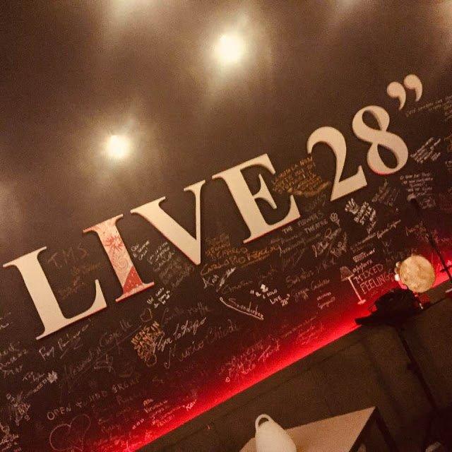 Live28 musica e tipicità