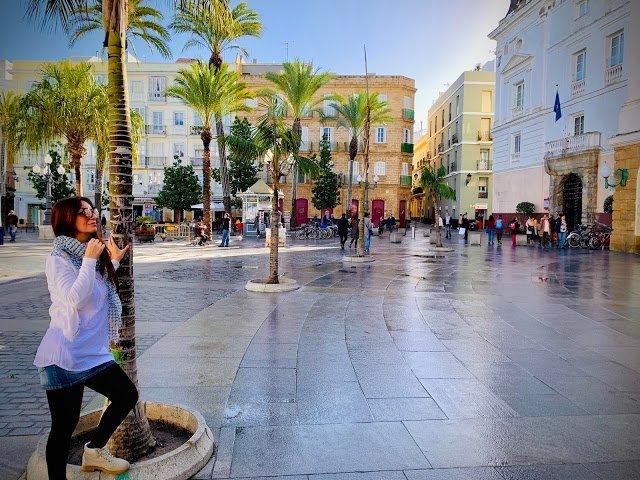 Cadice città più antica d'europa