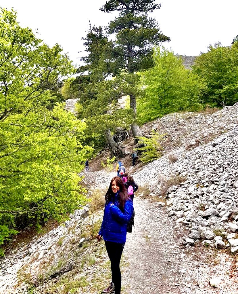 Trekking a Cerchiara di Calabria