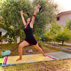Nature Yoga nel Parco del Pollino