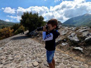 San Severino Lucano natura e religiosità